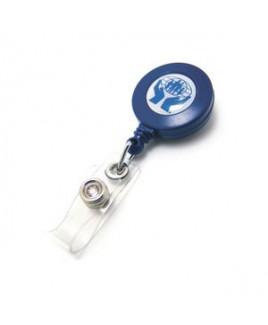 4-Color Process Color Badge Reel