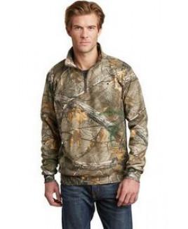 Russell Outdoors™ Realtree® 1/4-Zip Sweatshirt