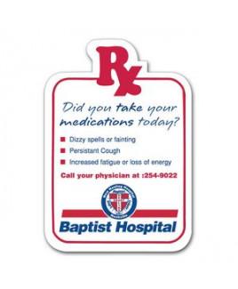 Rx Healthcare Shape Magnet