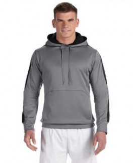 Champion Adult 5.4 oz. Performance Fleece Pullover Hood