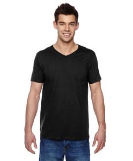 Fruit of the Loom Adult 4.7 oz. Sofspun® Jersey V-Neck T-Shirt