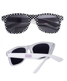 Checkered Flag (Racing Theme) Sunglasses