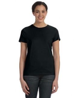 Hanes Printables Ladies' 4.5 oz., 100% Ringspun Cotton nano-T® T-Shirt