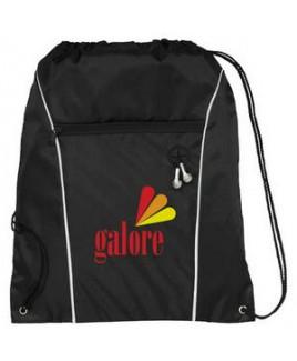 Funnel Drawstring Bag