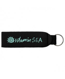 Vacay Key Tag with Split Ring
