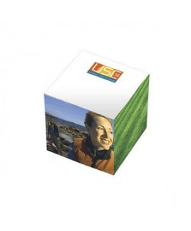 "BIC® Adhesive Cube Pad (3""x3""x3"")"
