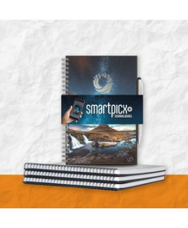 """ClearView™ SeminarPad Journal (5.5""""x8.5"""")"""