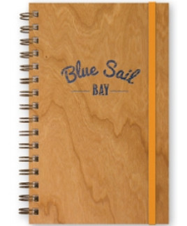 "WoodGrain Journals - SeminarPad (5.5""x8.5"")"