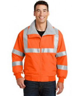Port Authority® Enhanced Visibility Challenger™ Jacket w/Reflective Taping