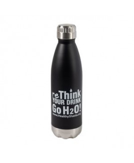 16 oz Double Wall Stainless Steel Vacuum Bottle
