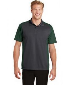 Men's Sport-Tek® Colorblock Sport-Wick® Polo Shirt