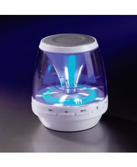 Light Show Bluetooth (R) Speaker