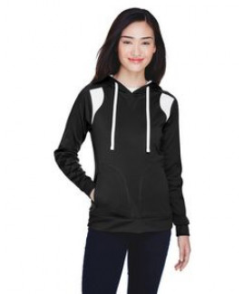 Team 365 Ladies' Elite Performance Hoodie