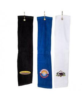 """Tri-Fold Golf Towel (16""""x25"""")"""