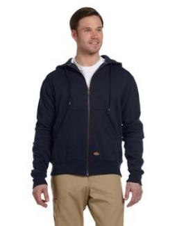Williamson-Dickie Mfg Co Men's 470 Gram Thermal-Lined Fleece Hooded Jacket