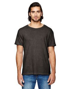 Alternative Men's Heritage Garment-Dyed Distressed T-Shirt