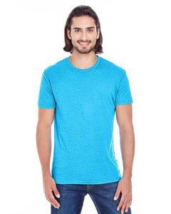 THREADFAST Men's Triblend Fleck Short-Sleeve T-Shirt
