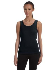 Color Image Apparel - Bella Ladies' Baby Rib Tank