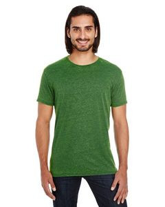 THREADFAST Unisex Cross Dye Short-Sleeve T-Shirt