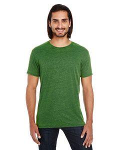 Threadfast Unisex Cross Dye Short-Sleeve T-Shirt