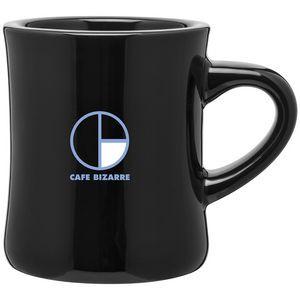 10 Oz. Diner Mug (Black)