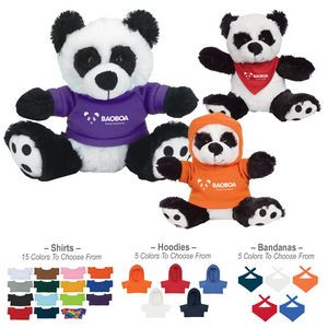 """6"""" Big Paw Panda"""