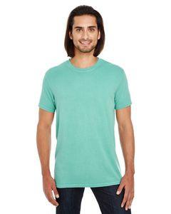 Threadfast Unisex Pigment Dye Short-Sleeve T-Shirt