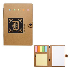 Large Snap Notebook With Desk Essentials