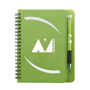 Huntington Notebook w/ Pen