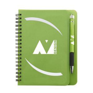 Huntington Notebook w/ Pen