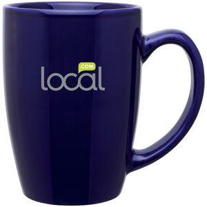 14 Oz. Contour Mug (Cobalt Blue)