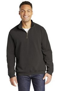 Comfort Colors® Men's Ring Spun 1/4-Zip Sweatshirt