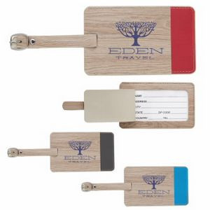 Good Value® Breezy Color Luggage Tag