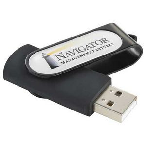 Domeable Rotate Flash Drive 2GB