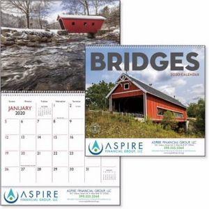 Triumph® Bridges Calendar