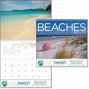 Triumph® Beaches Calendar