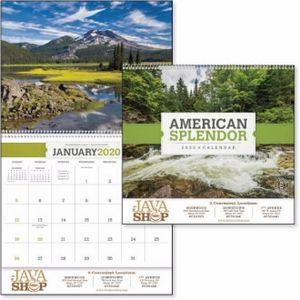 Triumph® American Splendor Calendar