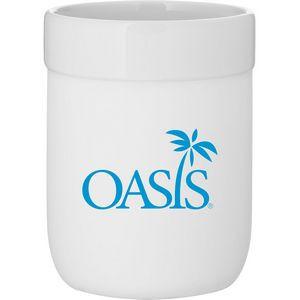 12oz Opal Cup (White)