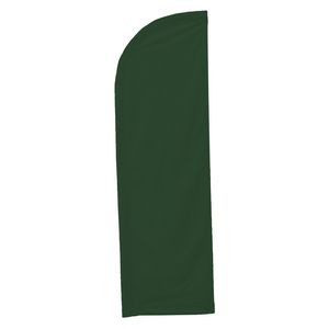 13' Solid-Color Sail Sign Flag (1-Sided)