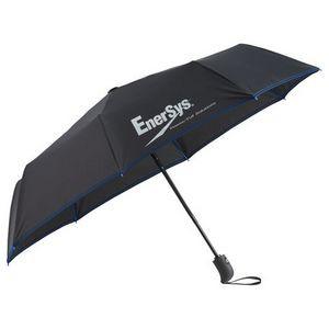 "42"" Auto OpenClose, Fiberglass Folding Umbrella"