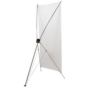 "Tripod Banner Display Hardware (24"" x 48"")"