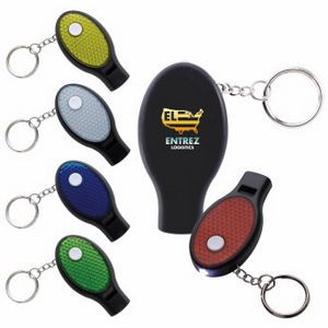 Good Value® Dual Function Whistle & Keylight