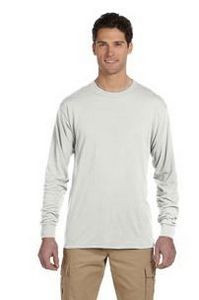 JERZEES® Adult 5.3 Oz. DRI-POWER® SPORT Long-Sleeve T-Shirt