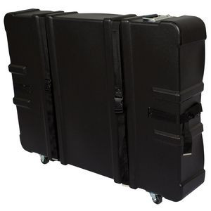 Floor Display Hard Case with Wheels