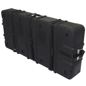 "Floor Display Hard Case with Wheels (57"" x 26.5"")"