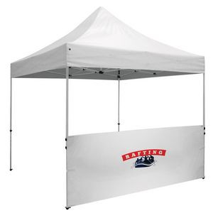 10' Premium Tent Half Wall Kit (Full-Color Imprint)