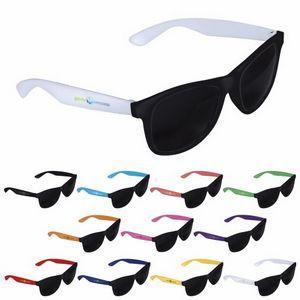 GoodValue® Two-Tone Black Frame Sunglasses