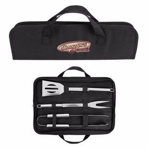 Good Value® Sizzler 3 Piece BBQ Set