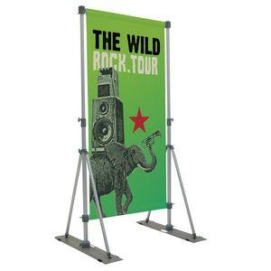 Performer Banner Display Kit (18 oz. Vinyl, Single-Sided)