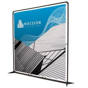8.5' FrameWorx Banner Display Kit (400 Denier Polyester)